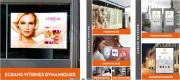 Affichage dynamique multi écrans - Vidéos, images, annonces