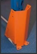 Sabot protection pour rayonnage - Fiable - Résistant