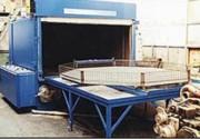 Machine de nettoyage pour moteurs d'automobile - Appareil à rotation - En acier - Chargement horizontal