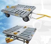 Chariots de chargement - Capacité : 1600 kg / 2500 kg