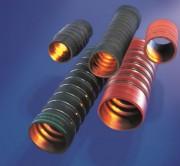 Durite d'air intercooler turbo - En deux versions : Durite d'entrée d'air et Durite de suralimentation du turbo