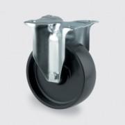 Roulette en acier embouti - Roulette pour la manutention 3478POO125P62