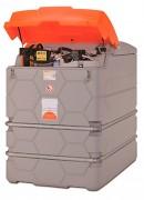 Cuve GNR avec enrouleur - Capacité 2500 L - Enrouleur automatique - à Usage extérieur