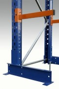 Rayonnage pour stockage vertical - Charge : 70 à 160kg