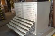 Meuble à plans - Nombre de tiroirs selon vos besoins