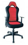 Siège ergonomique haut dossier à têtière - Assise : L 49 x P 43 cm