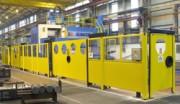 Système modulaire de sécurité - Hauteur au dessus du sol 1090 - 1490 - 2000 - 2200 - 2450 et 2900 mm