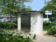 Toilette public simple pour parcs - Modèles Extérieurs PMR L2000