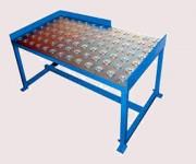Table à billes - Diamètre billets en acier (mm) :15.8 - 25.4