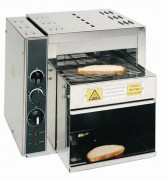 Toaster à convoyeur rapide
