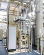 Echelles à crinoline - Structure 100 % aluminium, alliage série 6000