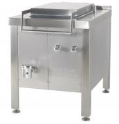 Marmite charcutière professionnelle - Capacité : 165 - 250 - 335 - 505 - 725 Litres - Électrique ou gaz