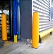 Borne de sécurité - Existe en différentes hauteurs jusqu'à plus de 2000 mm