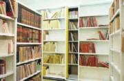 Rayonnage bibliothèque manuel - Paroi pleine, tablette, et fond