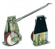 Coins roulants en acier 1000 Kg - Charge utile (kg) : 150 ou 400 ou 1000
