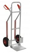 Diable en aluminium - Charge utile  : 200 Kg