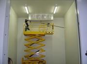 Installation entrepôt frigorifique