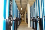 Rayonnage mobile electricite - Rayonnage métallique Profiltol sur mobile mécanique