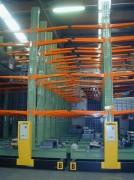 Rayonnage mobile pour stockage - Électrique