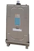 Cuve GNR à témoin optique - Capacité : 1000 L - Homologuée ADR - Rétention intégrée