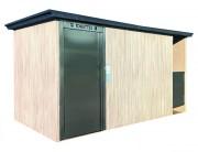 Toilette publique à 2 urinoirs extérieurs - Modèles Extérieurs PMR L300