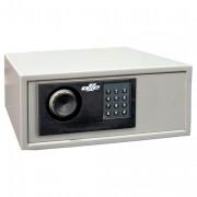 Coffre de sécurité hôtel - Porte en acier de 6 mm d'épaisseur - Coffre en acier de 2 mm d'épaisseur