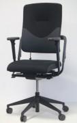 Siège ergonomique pour posture dorsale Xenium Classic - Assise à reconnaissance de forme