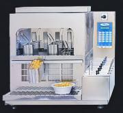Autocuiseur à pâtes pour professionnel - 4 paniers - 39 kg -  Alimentation : 230 V, 50Hz