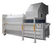 Compacteur de déchets monobloc - Force de compression Jusqu'à 36 tonnes