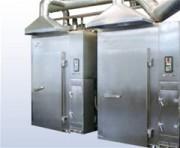 Chambre de cuisson pour viande traitées à chaud