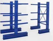 Cantilever moyen - Disponible en 2 modèles: simple et double face