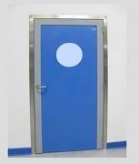Porte hydrofuge pour ambiances humides