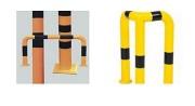 Arceaux de barrière protection - Avec ou sans platine