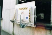 Pont de liaison de quai
