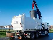 Compacteur à déchets monobloc embarqué - Capacité de 14 à 20m³ + trémie de chargement de 7,2m³