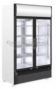 Armoire réfrigérée 2 portes en verre