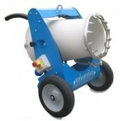 Brumisateur de chantier - Mobile contre les poussières