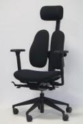 Siège bureau pour arthrodèse lombaire et dorsale DUO BACK 11 - Réglage en continu du siège en fonction du poids du corps
