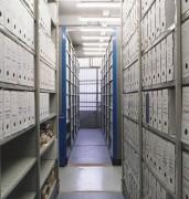 Rayonnage fixe archives - Archivage temporaire ou définitive