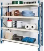 Minirack pour charges mi-lourdes - Pour stockage intérieur ou extérieur