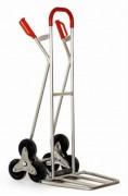 Diable escalier à bavette rabattable - Charge : 150 kg
