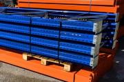 Rayonnage à palettes occasion - 480 Echelles de 6000x1100 mm