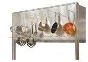 Panneau porte outils de cuisine
