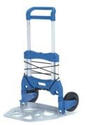 Diable aluminium pliant 250 kg - Charge max. : 250 kg