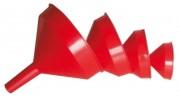 Entonnoir en plastique Diamètre 50 à 120 mm