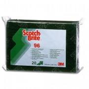 3M Tampon récurant SCOTCH BRITE vert - Scotch Brite™