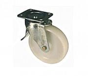 Roulette pour manutention polyamide - Capacité max. : 1500 Kg