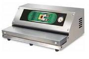 Machine sous vide alimentaire en inox - Aspiration extérieure - Puissance : 150 W