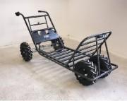 Chariot électrique à 2 moteurs - Charge utile : 380 kg