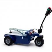 Tracteur pousseur avec vérin électrique - Tracteur pour chandelle et industrie
